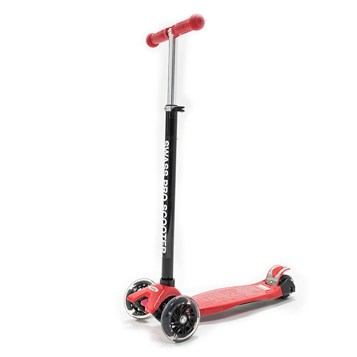 Image of   Swass Pro Scooter - Rød