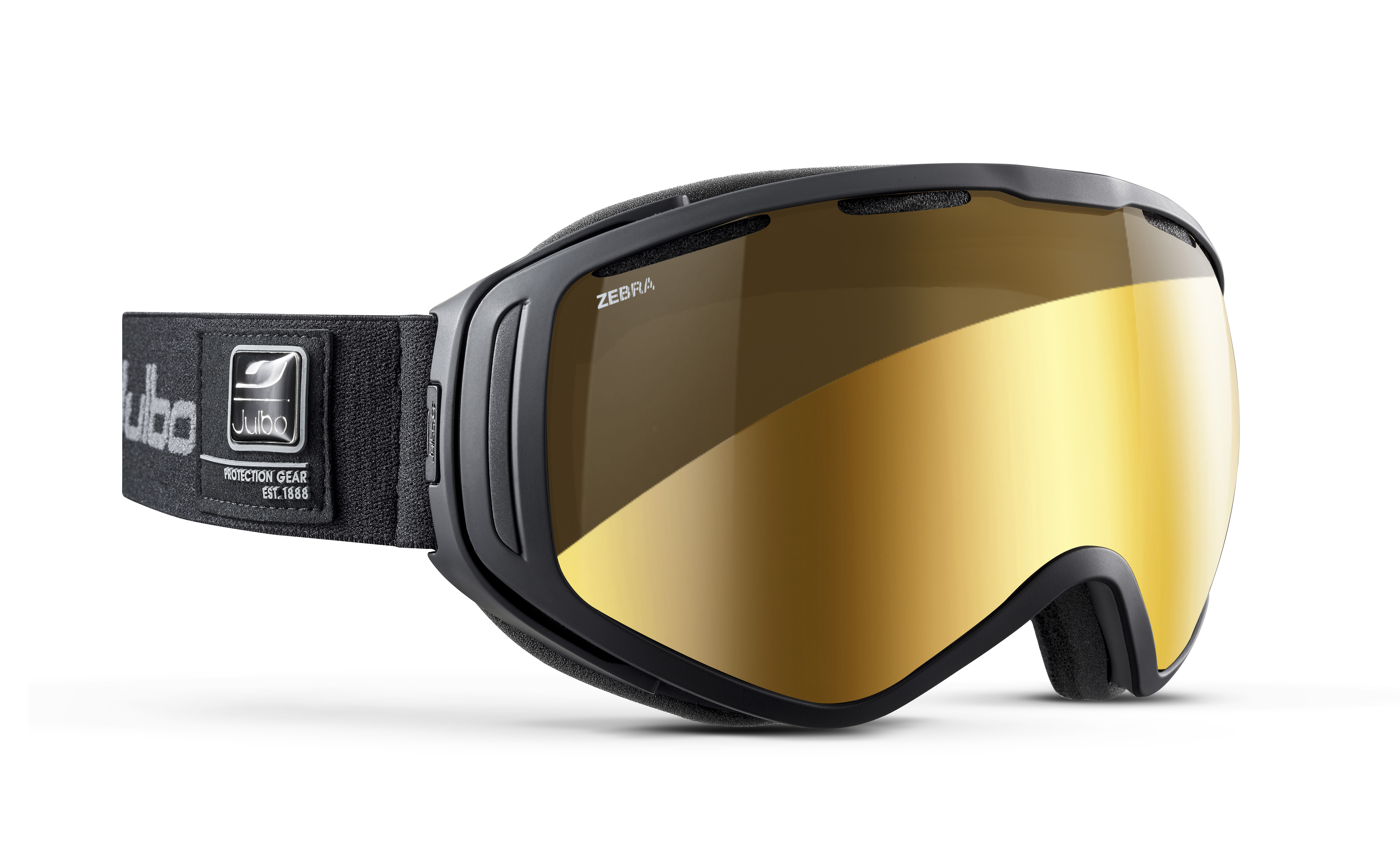Image of   Julbo Titan Ski Goggles - Black - Zebra