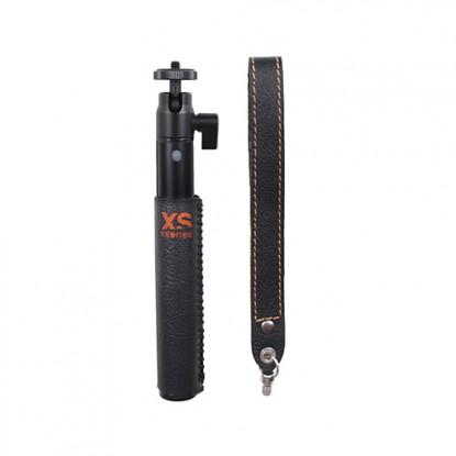 Xsories U-shot Deluxe Leather - Zwart - 19 Inch (48 cm)