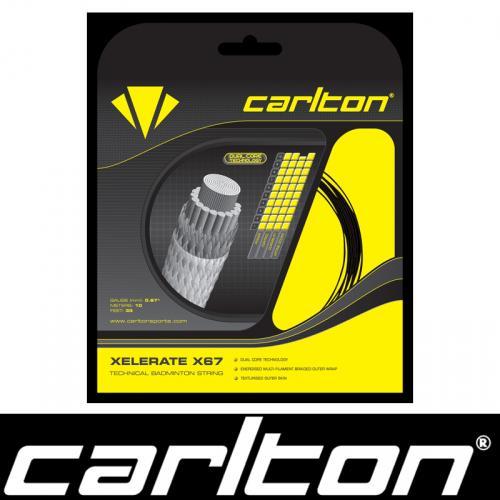 Image of   Carlton Xelerate Racket String 0,67 mm - 200 m Set