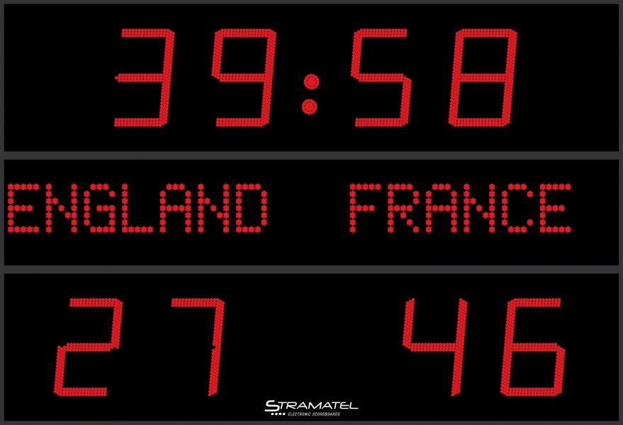 Image of   Stramatel FRC AD Scoreboard - 3000 x 2050 mm