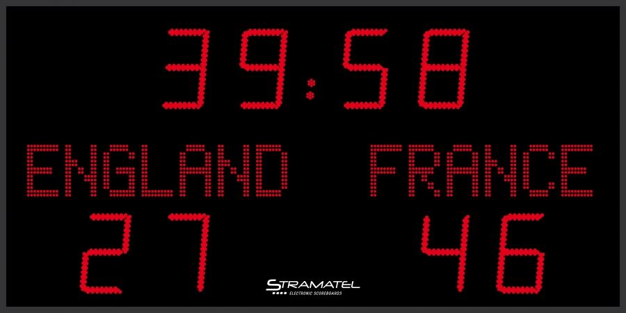 Image of   Stramatel FRB AD Scoreboard - 2000 x 1000 mm