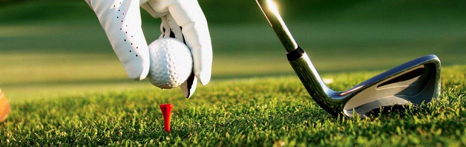 Golfspullen